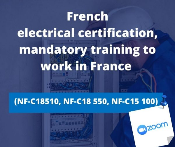 French electrical certifications